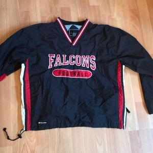 Falcons Football Windbreaker! Holloway Brand!
